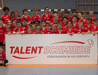 Handballcamp Ostern